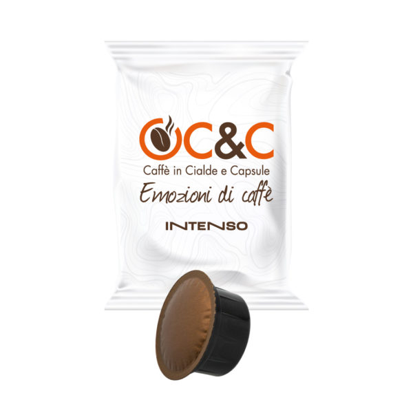 C&C Caffitaly Intenso
